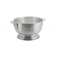Click for a bigger picture.Alum. Heavy Duty Colander 7.6L 30 x 19cm