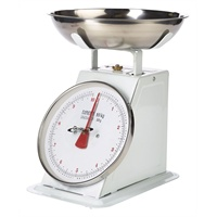 Click for a bigger picture.Analogue Scales 10kg Graduated in 50g